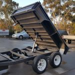 8 x 5 Tipper Trailer