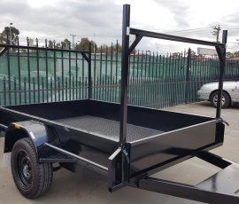 Single Axle Trailers