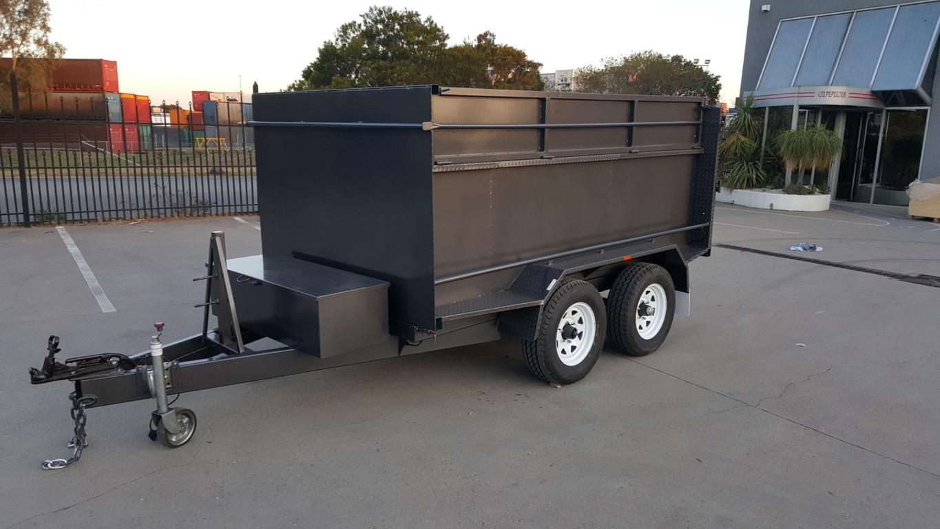 tipper trailers Melbourne