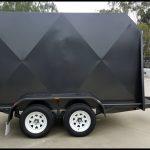 10 x 5 Enclosed Tandem Trailer