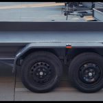 16 x 6.6 FT Car Carrier Trailer